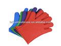 de silicona resistente al calor de asar a la parrilla asador guantes
