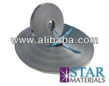 Bonded Aluminum Polyester Aluminum Tape / Foil