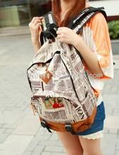 Multifunctional Korean packsack bags for girls