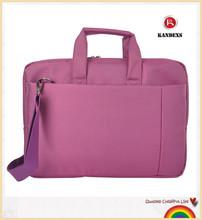 High Grade Nylon ladies laptop bag wheels With Low Price laptop sleeve bag case