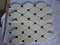 yunfu hexagonal mosaico casa de banho pavimento azulejo