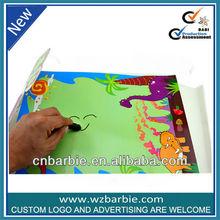 kids erasable magic drawing board