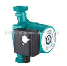 G 1 1/2'',DN 25mm cold and hot water circulating pump household automatic circulation pump