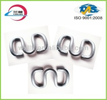 Butterfly fasteners as railway maintenance spares