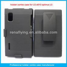 Hard case cover for lg e610 optimus l5