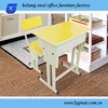 2013 cheap school furniture antique student desk and chair set SA-07
