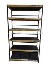 Industrial Furniture Book Case