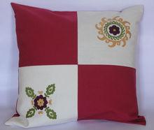 "Suzani pillow ""Day and night"""
