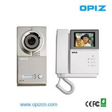 four wire Commax video door phone