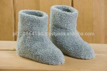 High Slippers MERINO WOOL Indoor slippers