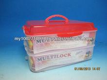 2 Tier Multi Purpose Container