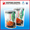Made In China Food Grade Stand Up Plastic Packaging Bag