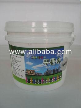 natural paint - interior wall paint