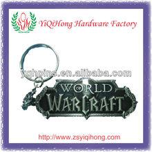 antique metal keychain