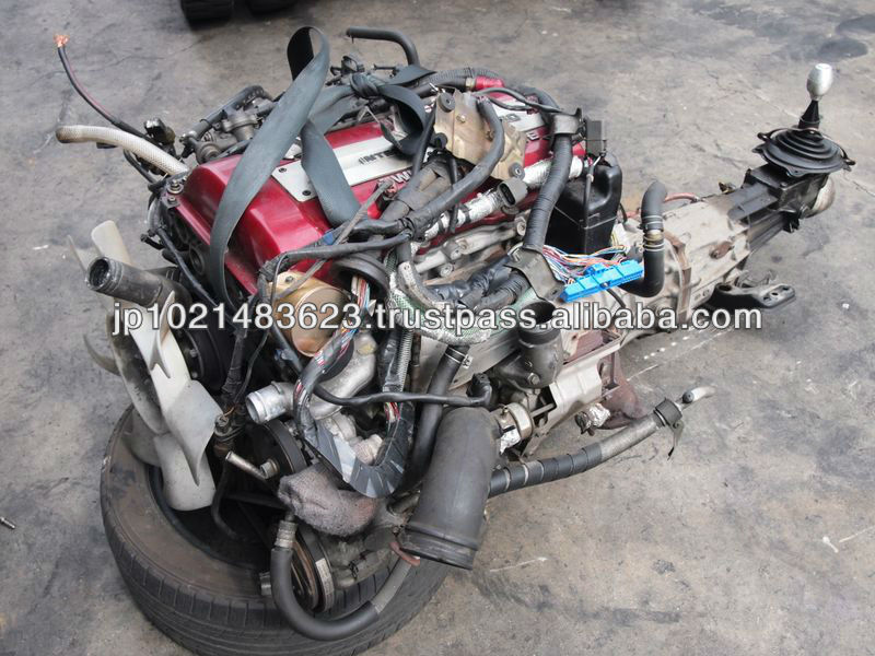 High Quality Used Cars Japan Engine Motor S13 S14 S15
