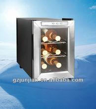 JC-16B.Table Top wine Fridge / Mini wine refrigerator