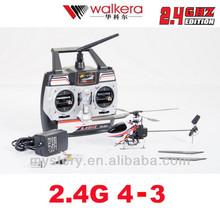 Walkera HM4-3 2.4G LiPo 4CH Micro RC Helicopter