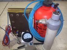 Hydrogen Fuel Saving Device