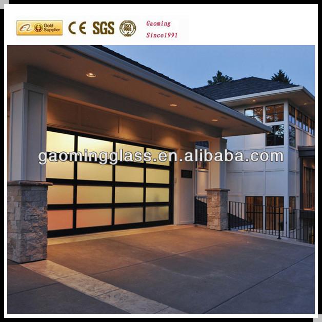 die automatische glas garagentor f r haus ds lp534 t r. Black Bedroom Furniture Sets. Home Design Ideas