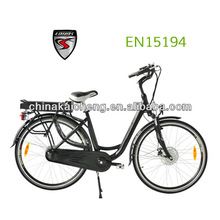 Durable and stylish electric off road bike 24V/36V/250W for adults with EN 15194