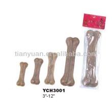 dog rawhide chews dog bone style(YCH3001)