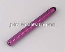 AluPen Aluminum alloy Stylus Pen for iPad iPhone iPod Touch Galaxy -Purple Color