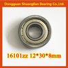 16101zz 12*30*8mm 16101 series 16002 16003 16004 16005 16006 16007 16100 16101 deep groove ball bearing