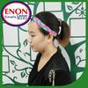 Custom Elastic Multifunctional Girl Headband Handmade decor Heat Transfer Print Girl Headband