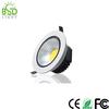 high luminous 3-15w cob downlight led