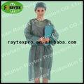 Médico de alta qualidade vestido cirúrgico descartável