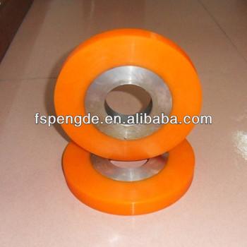 pu solid wheel