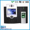 Spanish Hot Advanced Bio metric Fingerprint reader time recording system (Iclock800plus)