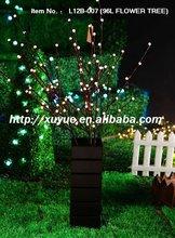 96L White Led Flower Light/ tree branch light for Yard decoration ( Outdoor MOQ:200pcs)L12B-007