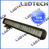 best quality truck led light 20'' 80w 7000lum led light bar in stock
