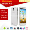 5'' inew m2 1.2GHz 1GB RAM 4GB ROM android 4.2 quad core 5MP camera dual sim mtk smart phone