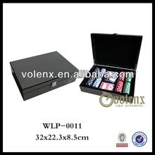 John Hansen Polished Wood Poker Set Poker Range(BV&SGS)