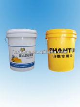 SHANTUI bulldozer lubricating oil, machine maintenance lubrication oil