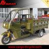 HUJU 200cc 175cc 150cc three wheel motorbike / cargo pedal bike / sidecars for motorcycles for sale