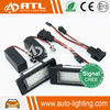 On promotion 40%~50%OFF license plate lamp led for BMW e46 2D