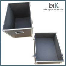 Portable speaker flight case