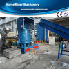 Agglomerator machine for film recycling