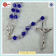2013 diamond beads rosary necklace