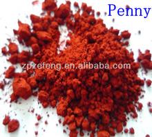 High quality Iron Oxide Red 130/140/190 CAS No.: 1309-37-1