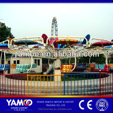 entertainment rides double flying chair, double flying rides of children games