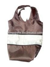 2013 new style fashionable nylon foldable shopping bag