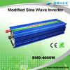 Modified sine wave off grid 24v 4000w 220v household inverter converter