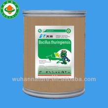 8000IU/mg WP bacillus thuringiensis bio insecticide