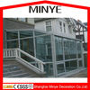 Shanghai factory veranda sunroom/aluminum sun room/high quality portable sun room