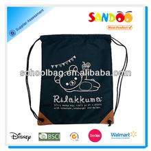 Lightweight lively drawstring cinch sack backpack