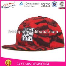 Best Selling Flat Bill Baseball Hat Fitted Custom Fishing Printing Snapback Hat